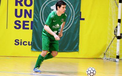 """Capitan Fabozzi carica la squadra:""""Non ci poniamo limiti"""""""