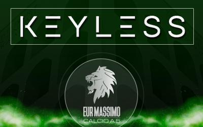 L'Eur Massimo ufficializza la partnership con Keyless Technologies