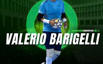 Valerio Barigelli è un nuovo giocatore dell'Eur Massimo