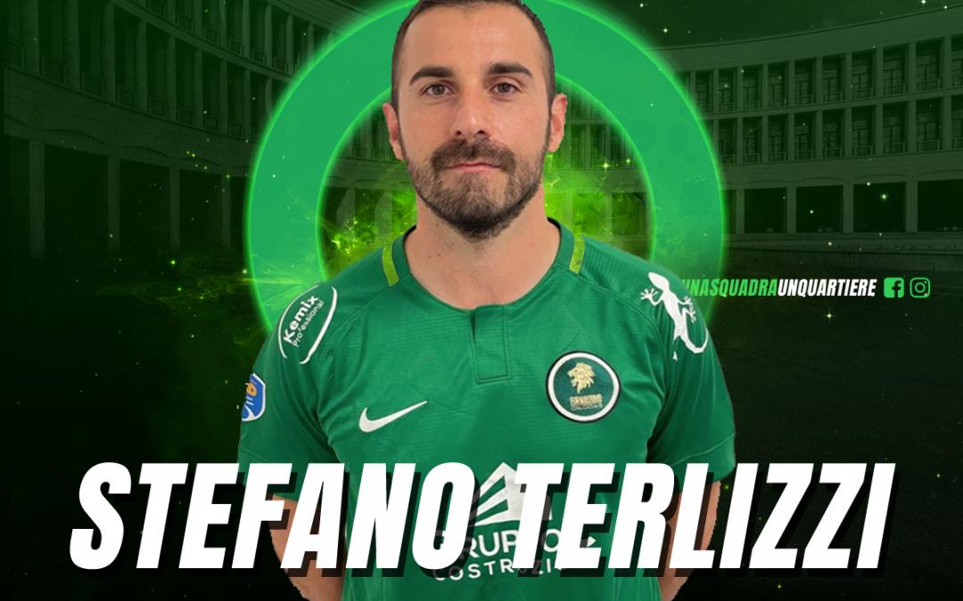 Primo colpo di Mercato: Stefano Terlizzi è un nuovo giocatore dell'Eur Massimo